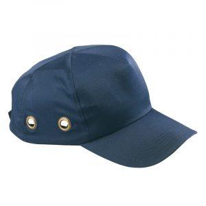 Šilt kapa s unutarnjom zaštitom od udaraca - plava