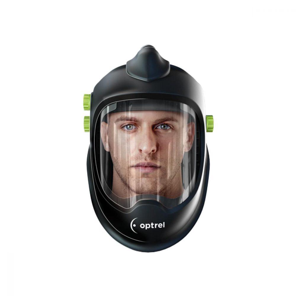 Optrel Clearmaxx PAPR – Maska za brušenje