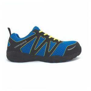 Zaštitna cipela niska GYPSE S1P plavo crna