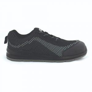 Zaštitna cipela niska MILERITE S1P crna